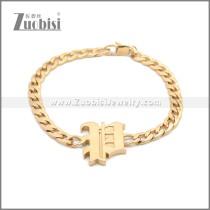 Stainless Steel Bracelet b009957R
