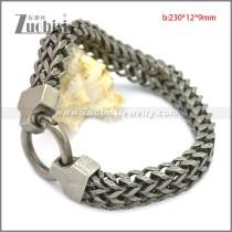 Stainless Steel Bracelet b009926A1