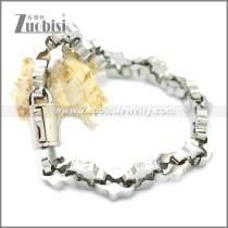 Stainless Steel Bracelet b009941S