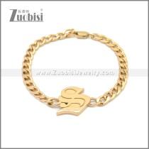 Stainless Steel Bracelet b009960R