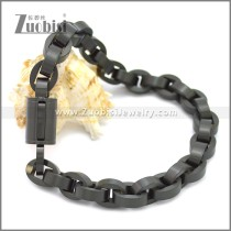 Stainless Steel Bracelet b009938H