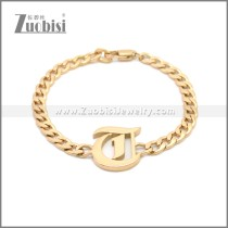 Stainless Steel Bracelet b009961R