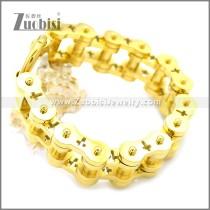 Stainless Steel Bracelet b009937G