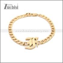 Stainless Steel Bracelet b009947R
