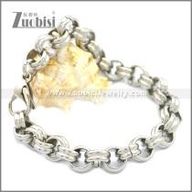 Stainless Steel Bracelet b009931S