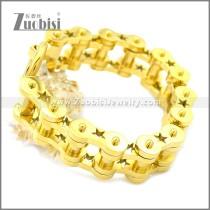 Stainless Steel Bracelet b009936G