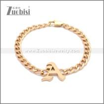 Stainless Steel Bracelet b009942R