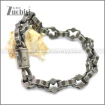 Stainless Steel Bracelet b009941A