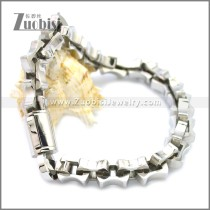 Stainless Steel Bracelet b009940S