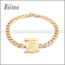 Stainless Steel Bracelet b009945R