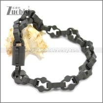 Stainless Steel Bracelet b009941H
