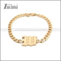 Stainless Steel Bracelet b009964R