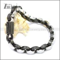 Stainless Steel Bracelet b009938HS