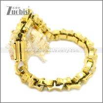 Stainless Steel Bracelet b009940G