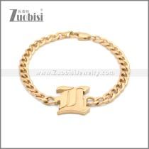 Stainless Steel Bracelet b009953R
