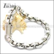 Stainless Steel Bracelet b009938S
