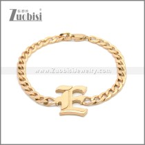 Stainless Steel Bracelet b009946R