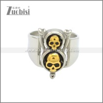 Stainless Steel Ring r008639SAG