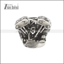 Stainless Steel Ring r008621SA
