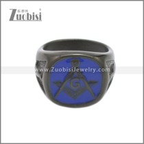 Stainless Steel Ring r008646H3