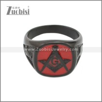 Stainless Steel Ring r008646H1