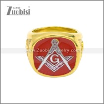 Stainless Steel Ring r008646G3