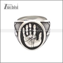Stainless Steel Ring r008692SA