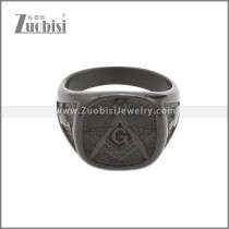 Stainless Steel Ring r008646H2