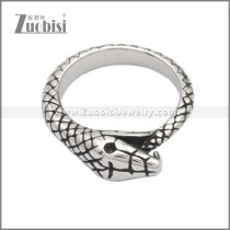 Stainless Steel Ring r008730SA