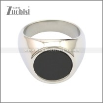 Stainless Steel Ring r008719SH