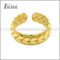 Stainless Steel Ring r008652G