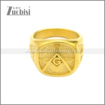 Stainless Steel Ring r008646G1