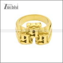 Stainless Steel Ring r008647G
