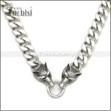 Stainless Steel Neckalce n003173S