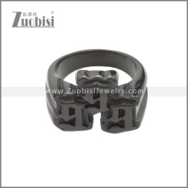 Stainless Steel Ring r008647H