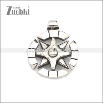 Stainless Steel Pendant p010812S