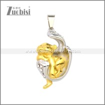 Stainless Steel Pendant p010875SG