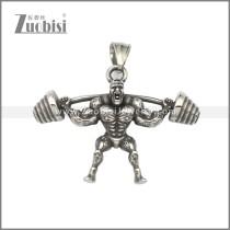 Stainless Steel Pendant p010896SA