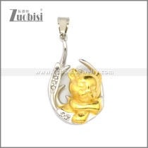 Stainless Steel Pendant p010874SG