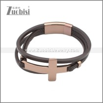 Stainless Steel Bracelet b010028R