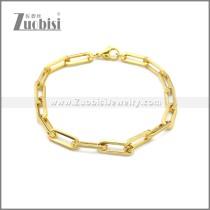 Stainless Steel Bracelet b009994G