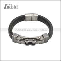 Stainless Steel Bracelet b010027HA