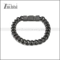 Stainless Steel Bracelet b009991H