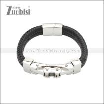 Stainless Steel Bracelet b010027HS