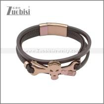 Stainless Steel Bracelet b010020R
