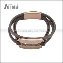 Stainless Steel Bracelet b010021R