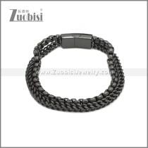 Stainless Steel Bracelet b009995H