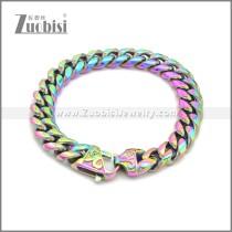 Stainless Steel Bracelet b010034C2