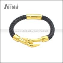 Stainless Steel Bracelet b010026HG