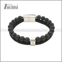 Stainless Steel Bracelet b010018HS